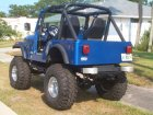 Jeep  CJ5 - CJ8  2.4 D (60 Hp)
