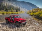 Jeep  Gladiator (JT)  3.6 Pentastar V6 (285 Hp) 4x4
