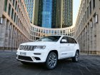 Jeep  Grand Cherokee IV (WK2 facelift 2017)  3.0 V6 MultiJet (190 Hp) AWD Automatic