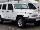 Jeep Wrangler III Unlimited (JK) 2.8 CRDi (197 Hp) 4x4