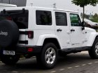 Jeep  Wrangler III Unlimited (JK)  3.8 i V6 12V (199 Hp)