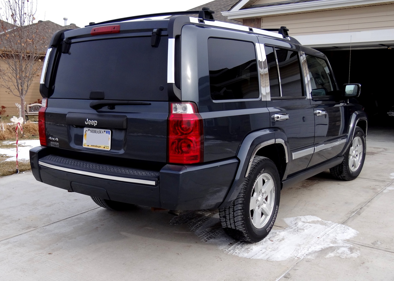 2006 Jeep Commander Limited 2wd: Jeep Commander Technical Specifications And Fuel Economy