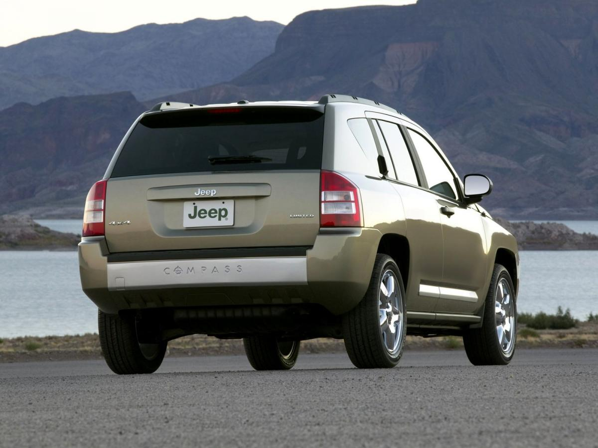 jeep compass technical specifications and fuel economy. Cars Review. Best American Auto & Cars Review