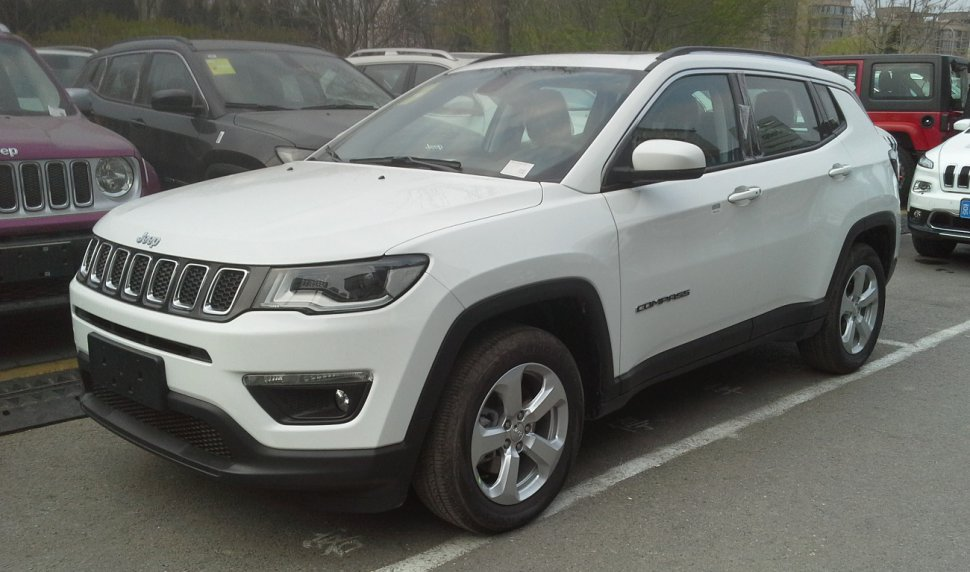 Jeep Compass Technical Specifications And Fuel Economy