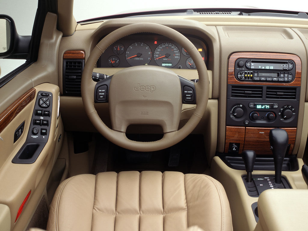 Jeep Grand Cherokee Technical Specifications And Fuel Economy