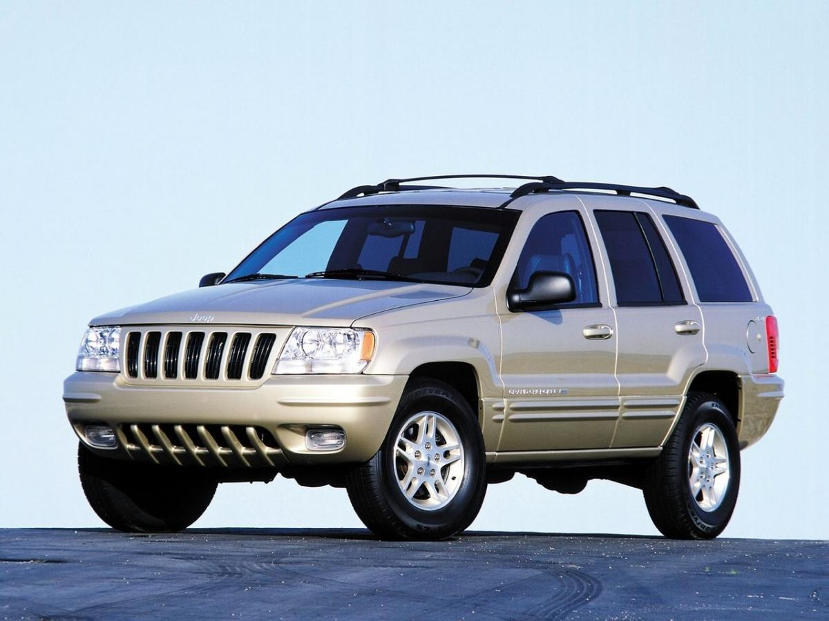 jeep grand cherokee technical specifications and fuel economy. Black Bedroom Furniture Sets. Home Design Ideas