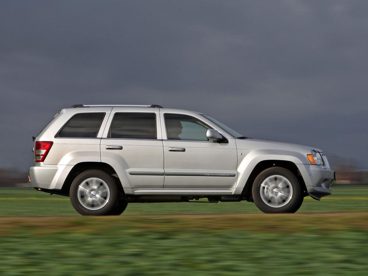 jeep grand cherokee iii wh v8 335 hp automatic