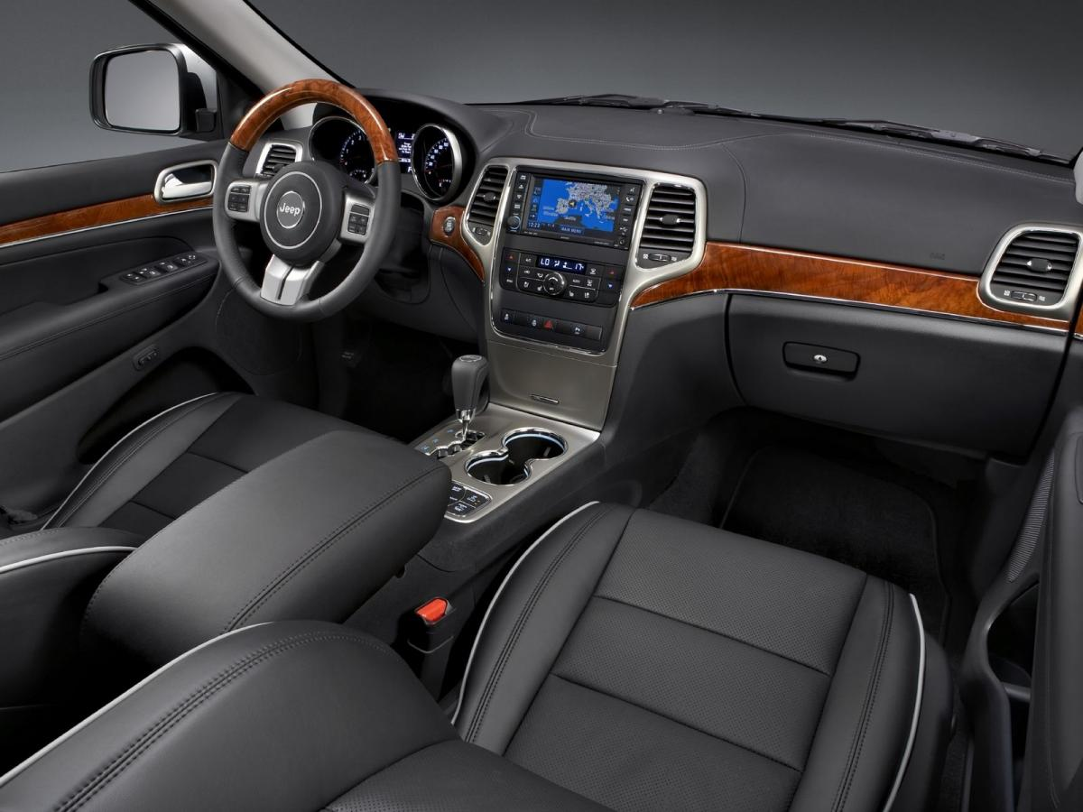jeep grand cherokee technical specifications and fuel economy. Cars Review. Best American Auto & Cars Review