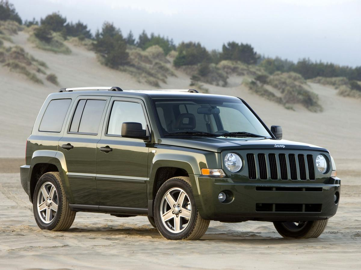 Types Of Jeeps >> Jeep Patriot technical specifications and fuel economy