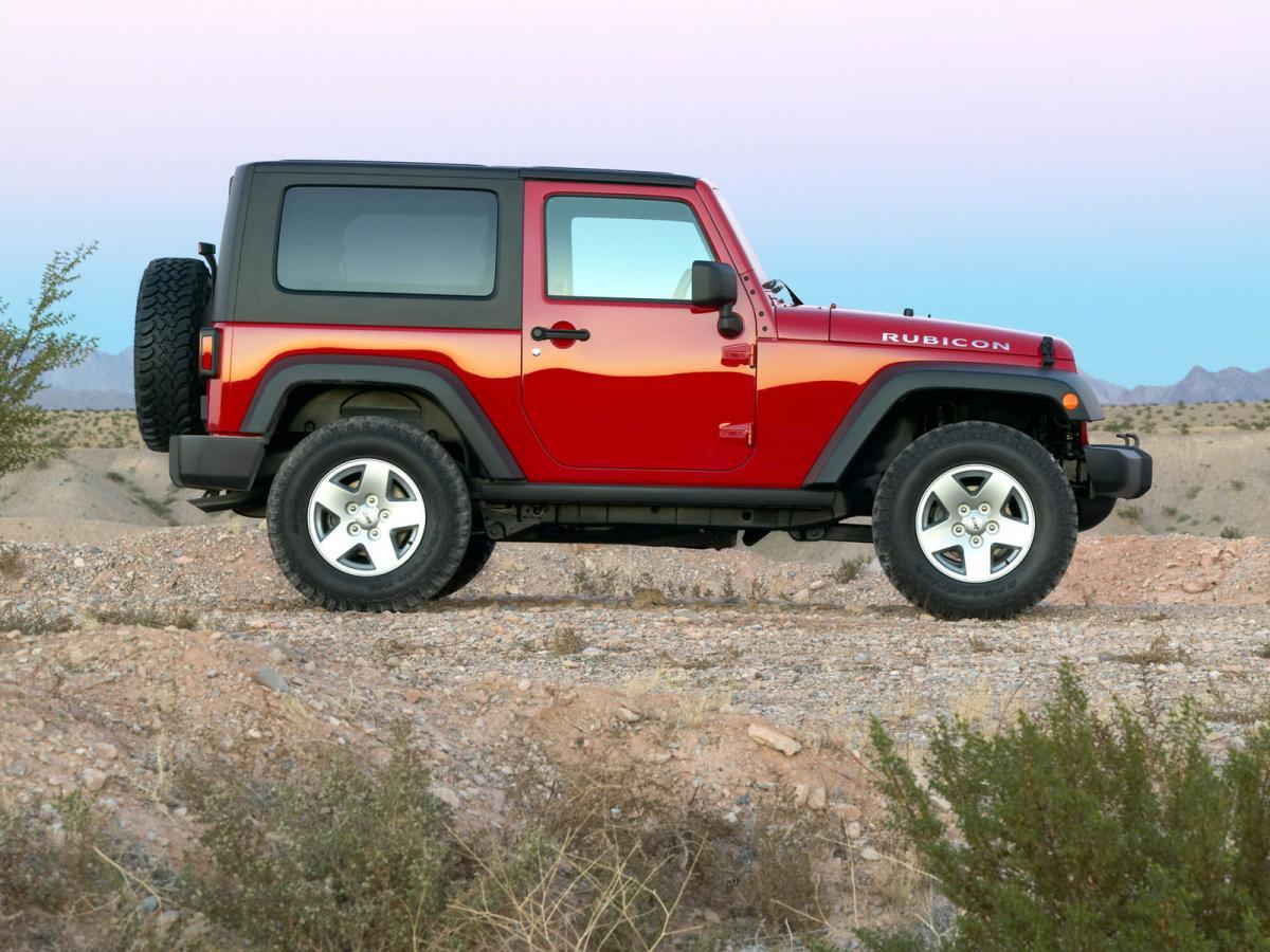 Jeep Wrangler Iii Jk 3 8 I V6 12v 2 Door 199 Hp