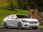 Kia Cadenza Technical specifications and fuel economy