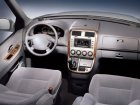 Kia  Carnival II  2.5i V6 24V (150 Hp) Automatic
