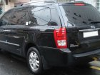 Kia  Grand Carnival II (facelift 2010)  3.5 V6 (275 Hp) Automatic