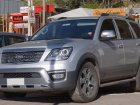 Kia Mohave Technical specifications and fuel economy