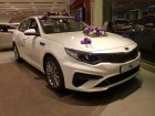 Kia  Optima IV (facelift 2018)  1.6 CRDi (134 Hp) DCT