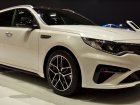 Kia Optima Technical specifications and fuel economy