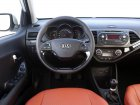 Kia  Picanto II 5D  1.2 16V (85 Hp) automatic