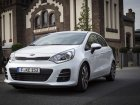 Kia  Rio III Hatchback (UB, facelift 2015)  1.4 (109 Hp) Automatic