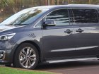 Kia Sedona Technical specifications and fuel economy