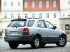 Kia  Sorento I  2.5 DCR (140 Hp)