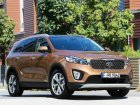 Kia Sorento Technical specifications and fuel economy