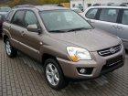 Kia  Sportage II (facelift, 2008)  2.7 V6 (175 Hp) 4WD Automatic