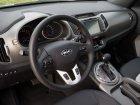 Kia  Sportage III (facelift 2014)  2.0i 16V GDI (163 Hp) 4WD Automatic