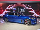 Kia Stinger Technical specifications and fuel economy