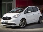 Kia Venga Technical specifications and fuel economy