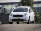 Kia  Venga (facelift 2014)  1.6 (125 Hp) Automatic