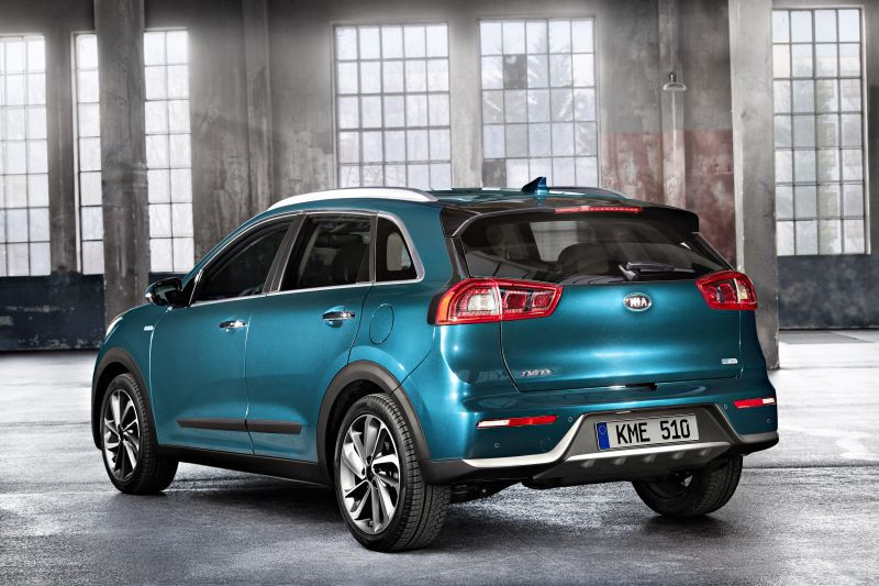 kia niro technical specifications and fuel economy. Black Bedroom Furniture Sets. Home Design Ideas