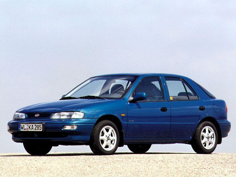 Kia Sephia Technical Specifications And Fuel Economy