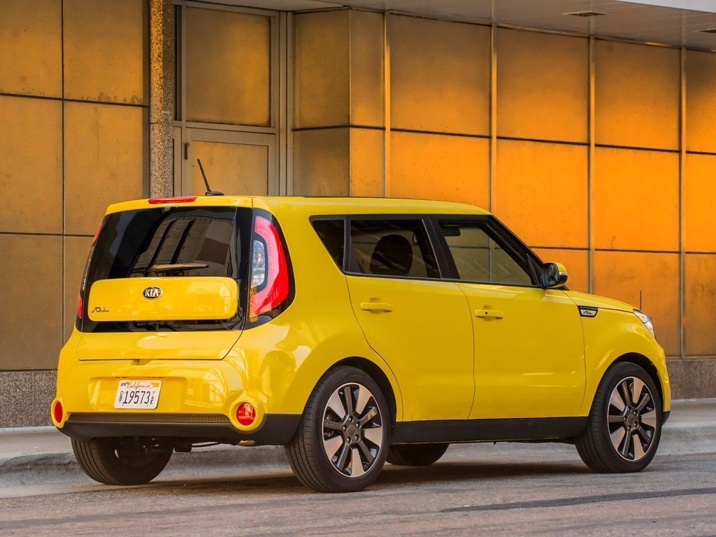Kia Soul Technical Specifications And Fuel Economy