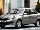 Lada  Granta I (facelift 2018) Sedan  1.6 16V (98 Hp) Automatic