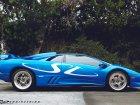 Lamborghini  Diablo  SV (530 Hp)