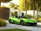 Lamborghini  Huracan EVO Spyder II  5.2 V10 (640 Hp) AWD DCT