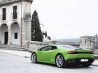 Lamborghini  Huracan LP 610-4  5.2 V10 (610 Hp) 4WD