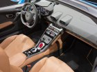 Lamborghini  Huracan LP 610-4 Spyder  5.2 V10 (580 Hp) LDF DCT