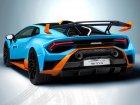 Lamborghini  Huracan STO (facelift 2020)  5.2 V10 (640 Hp) LDF