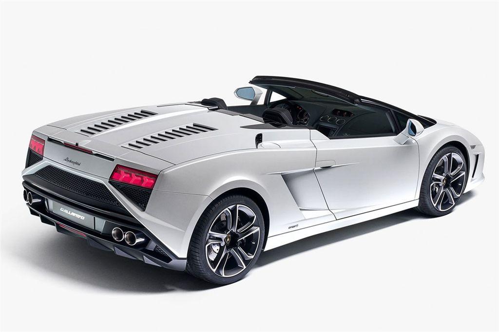 Lamborghini Gallardo Technical Specifications And Fuel Economy