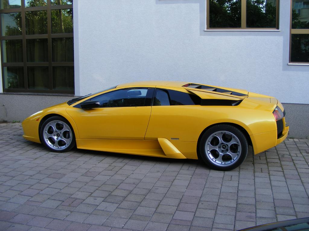 Lamborghini Murcielago Technical Specifications And Fuel