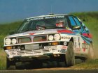 Lancia  Delta I (831 Abo)  1.6 HF Turbo (Martini) (132 Hp)