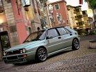 Lancia  Delta I (831 Abo)  1.6 HF Turbo (Martini) (132 Hp)