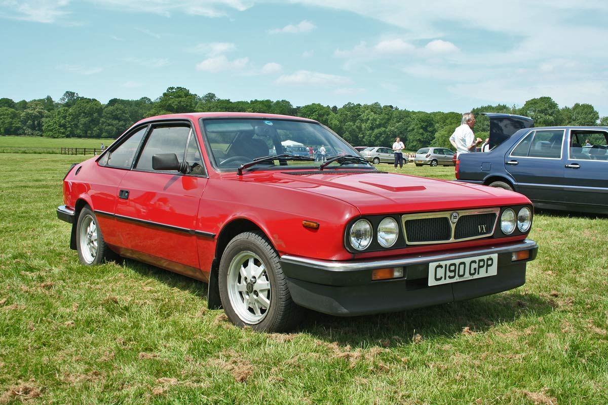 Lancia Beta Coupe Bc 2000 120 Hp