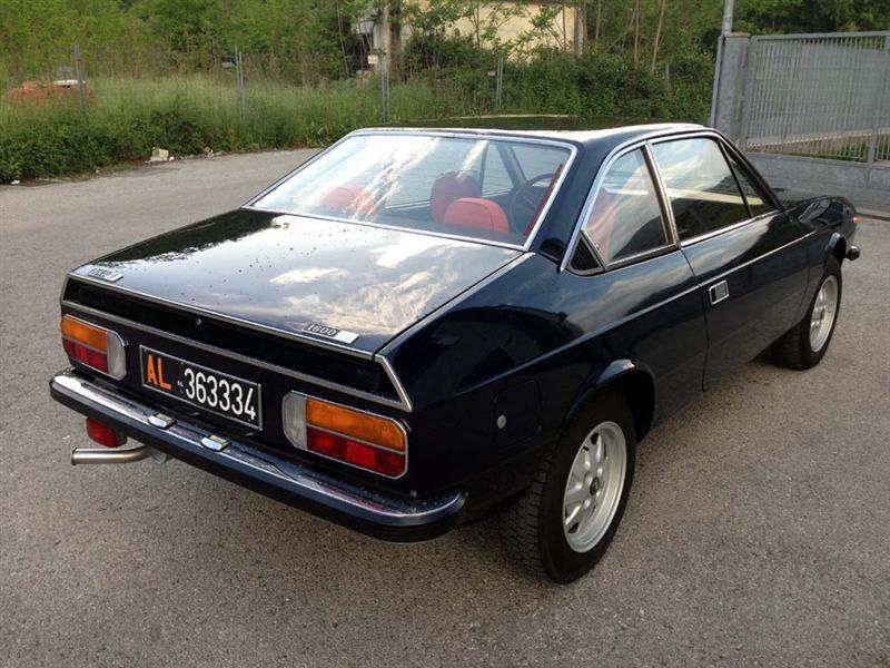 Lancia - Beta Coupe (BC) - 1600 (101 Hp)