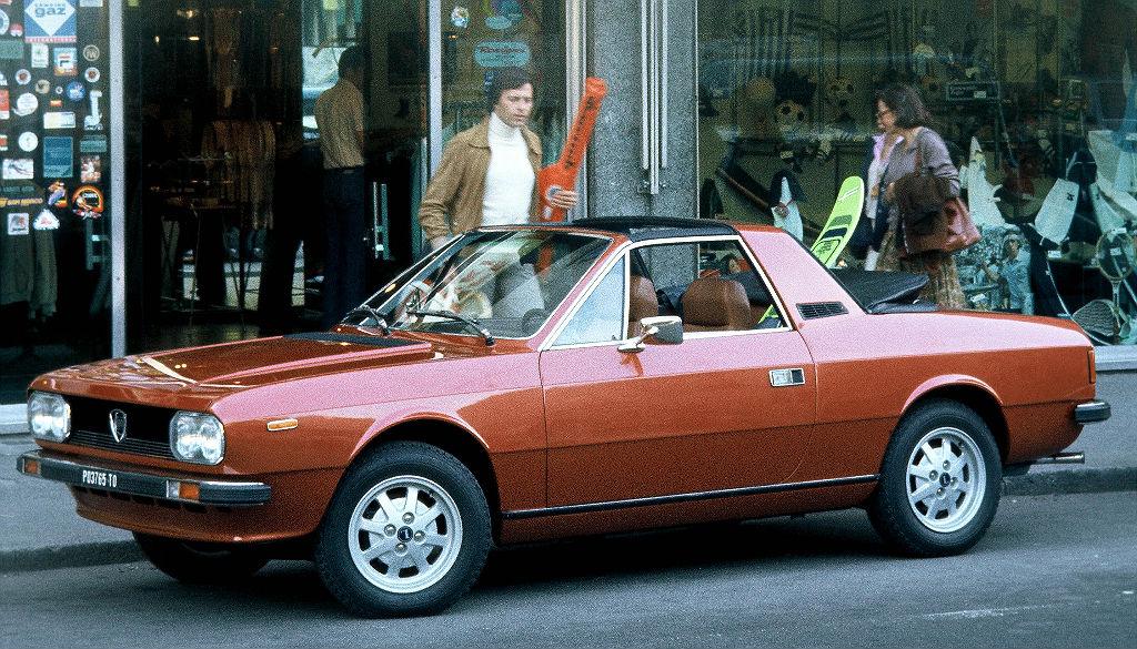 Subaru Oil Consumption >> Lancia Beta Spider 2000 (116 Hp)