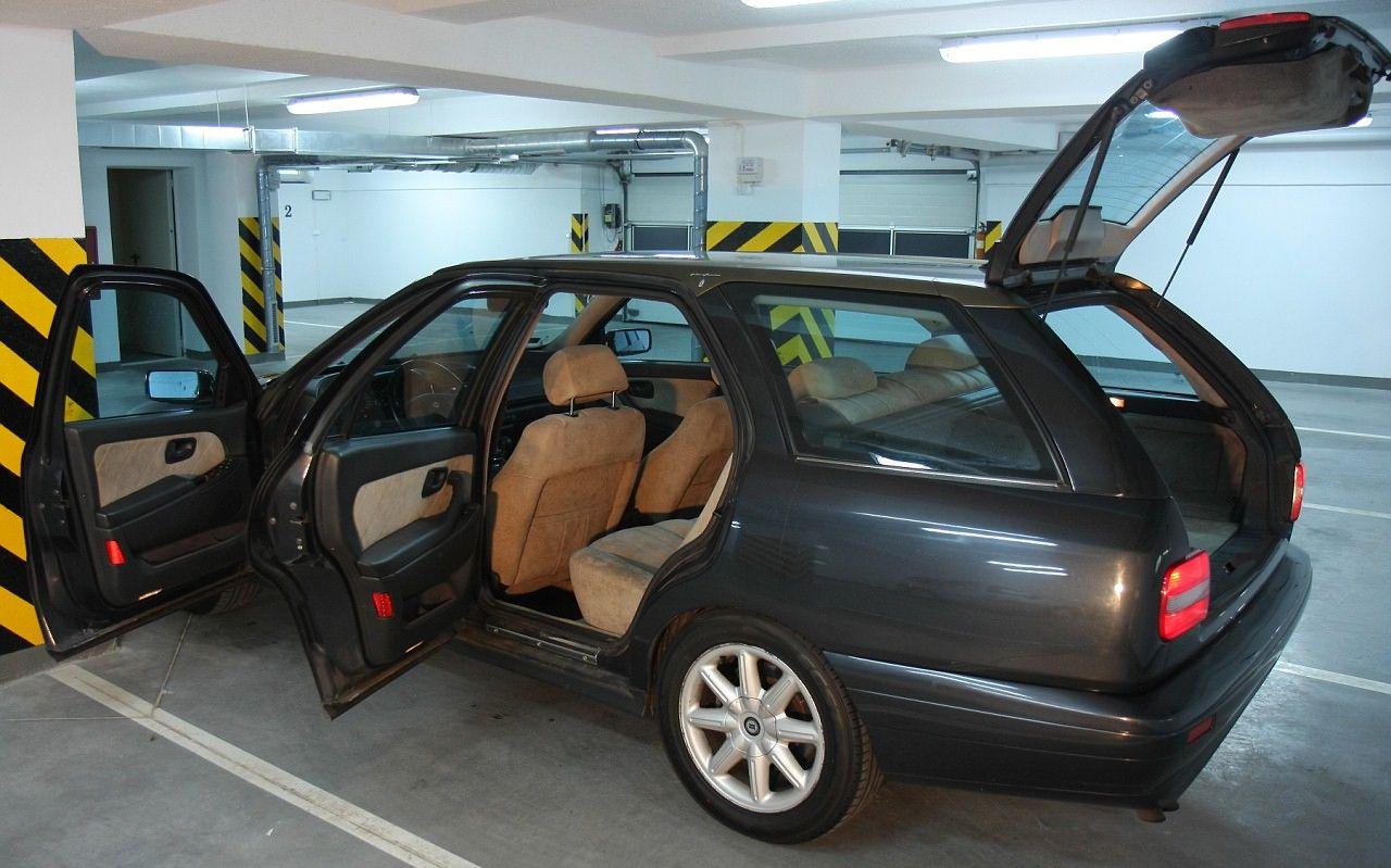 Lancia Kappa Station Wagon 838 2 0 20v Turbo 220 Hp