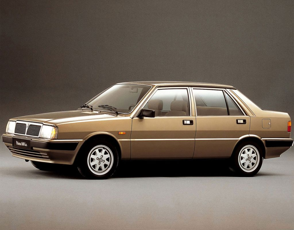 Types Of Car Sizes >> Lancia Prisma technical specifications and fuel economy