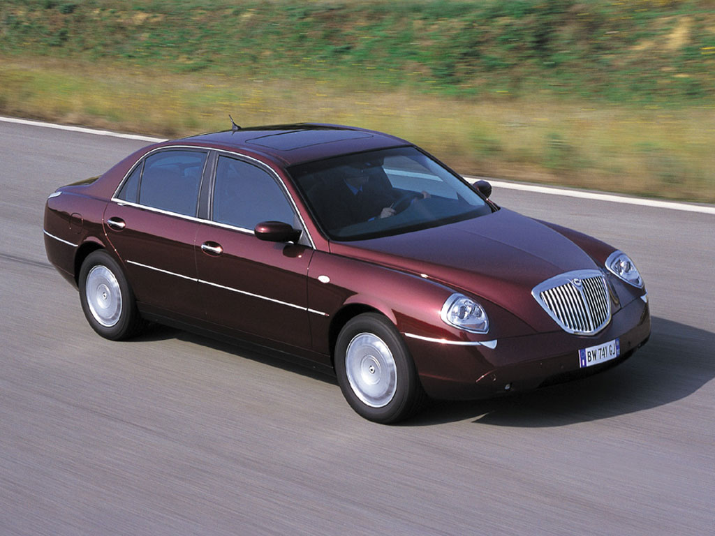 Lancia Thesis technical specifications and fuel economy