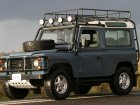 Land Rover  Defender 90  2.0 SD4 (200 Hp) AWD Automatic